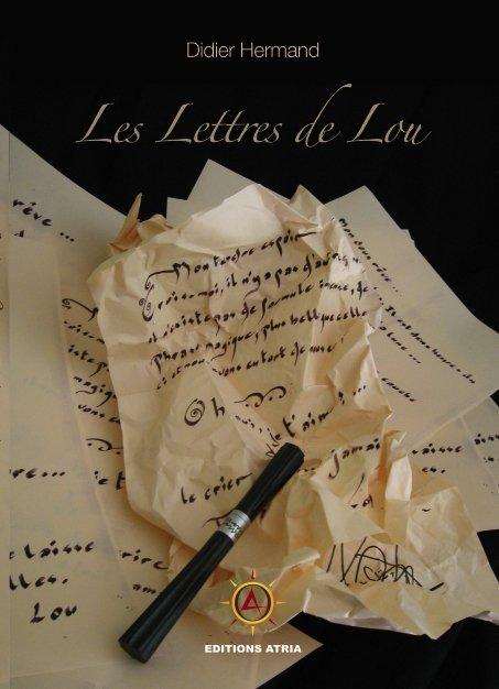 DIDIER  HERMAND  Les lettres de Lou Leslettresdelou
